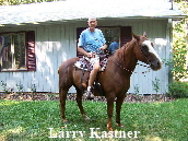 Martha Rosen-Kastner, Larry - Aug 2007