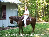 Martha Rosen-Kastner, Martha - Aug 2007