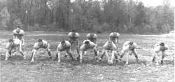 OHHS 1957-1958 Football Team Offence