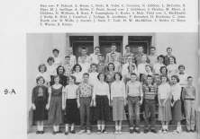 OHHS CLASS of 1959, 9-A Class Photo