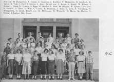 OHHS CLASS of 1959, 9-C Class Photo