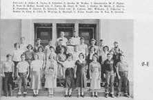 OHHS CLASS of 1959, 9-E Class Photo